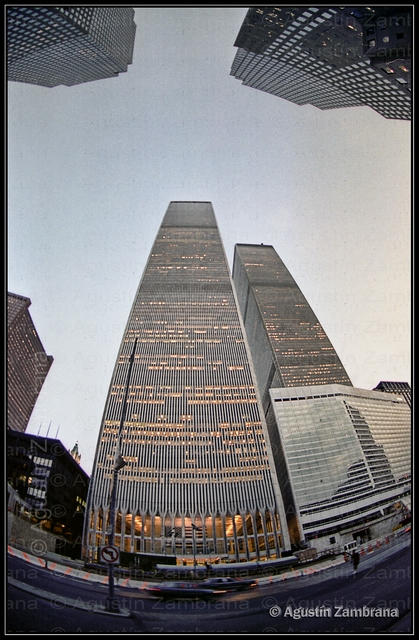 World Trade Center II - In Memoriam