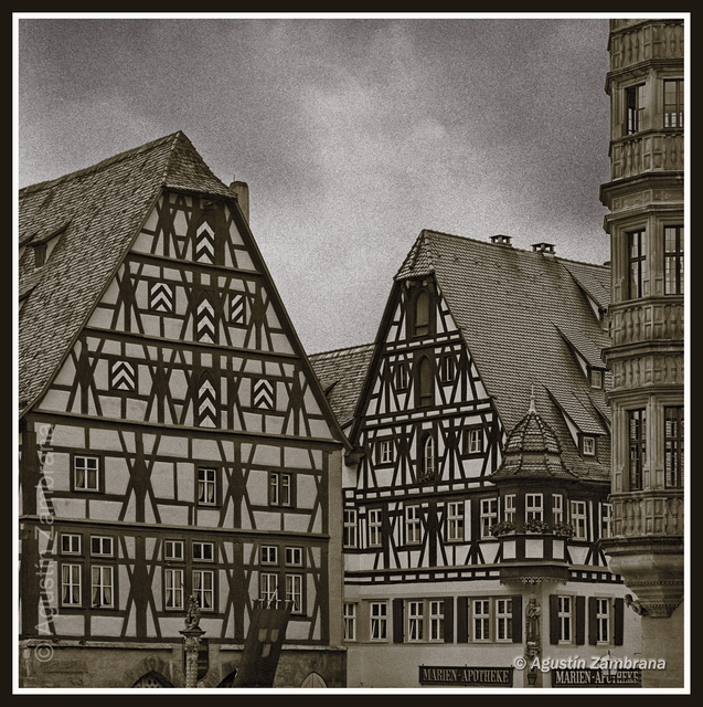 Rothenburg II - Alemania
